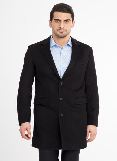 Kiğılı Palto Lacivert